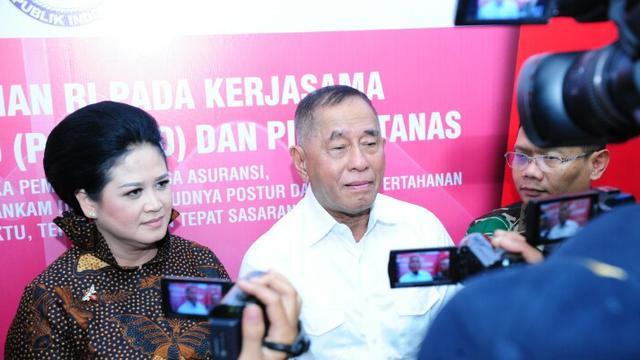 KESIAPAN PEMERINTAH TERKAIT PENGAMANAN TAHUN POLITIK AKAN BAHAS DENGAN TNI DAN POLRI